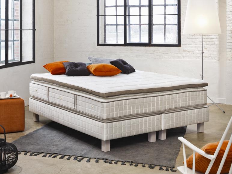 matelas ressorts ensach s literie libau. Black Bedroom Furniture Sets. Home Design Ideas